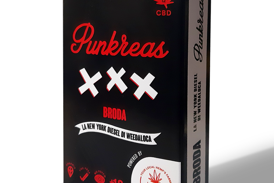 Broda Punkreas Edition